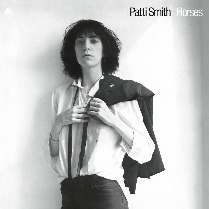 Patti Smith《Horses》(1975)