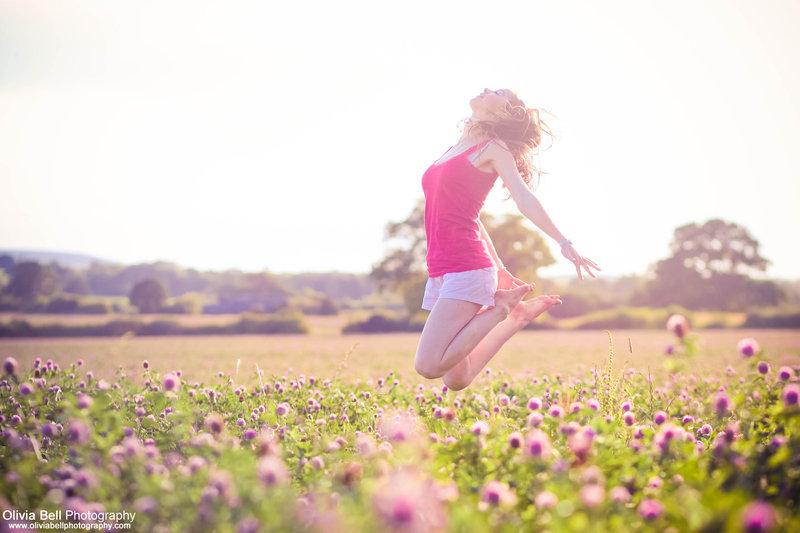 幸福開始流動