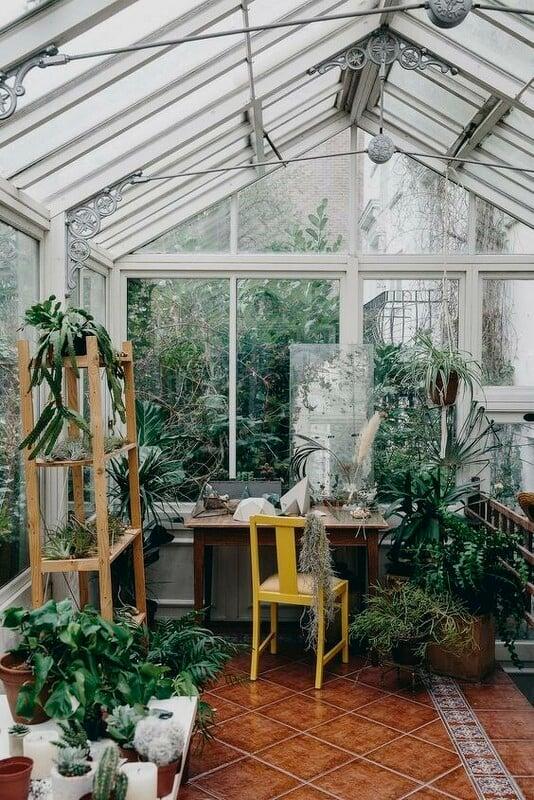 RoCo 植栽工作室。