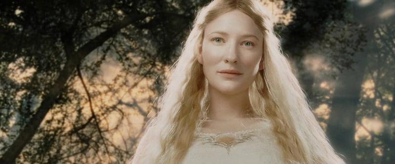 魔戒裡的精靈女王