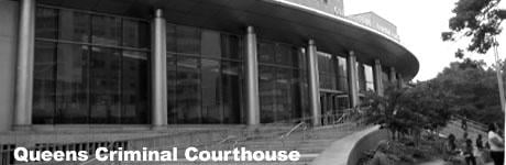 NYC Queens Criminal Court