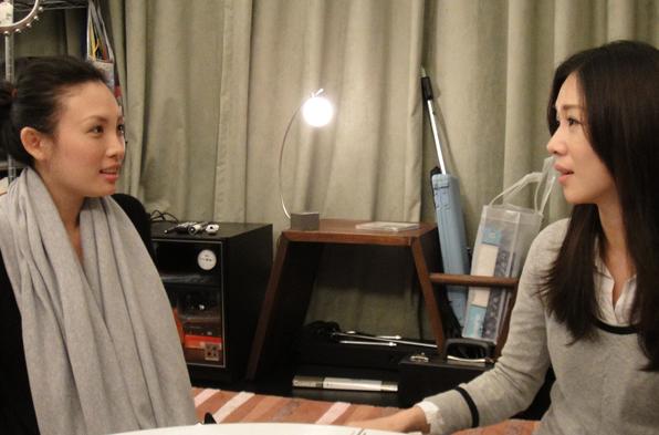藝人 成為自己30歲的女主角─謝盈萱、魏如萱對談全記錄