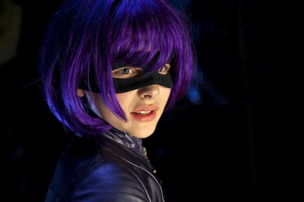 藝人:超殺童星科洛莫瑞兹 (Chloë Grace Moretz)