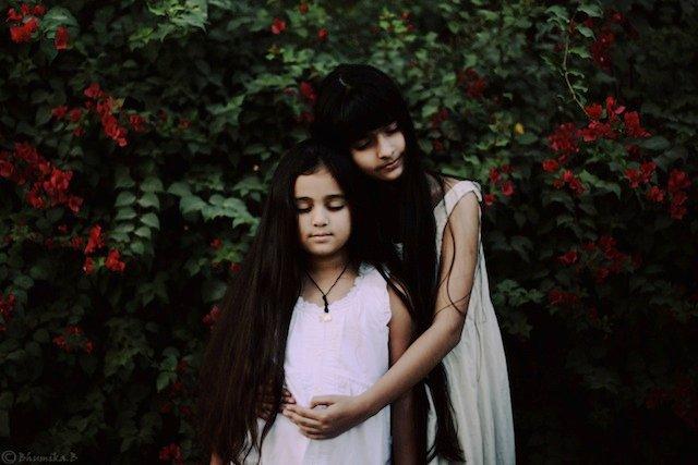 親密是教養的起點 大自然