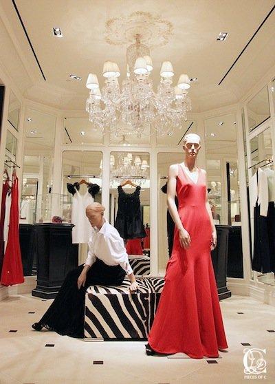 Saks Fifth Avenue and Ralph Lauren