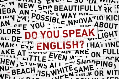 do you dpeak English?