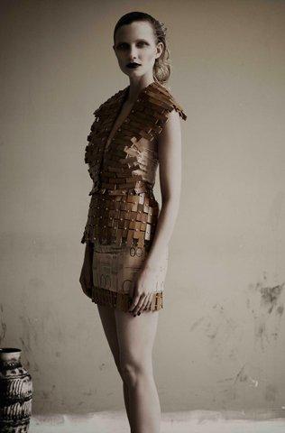 服飾的創意想像 全新木時尚 THRIVE