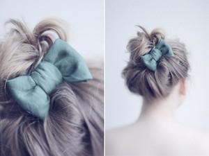 womany.net 時尚風潮 蝴蝶結 髮型 現代