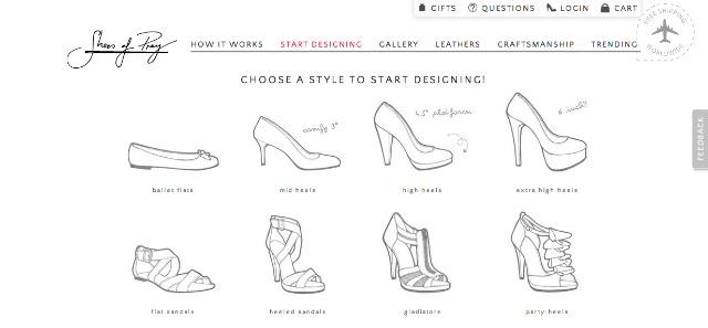 設計你的專屬時尚!客製化時尚網站精選