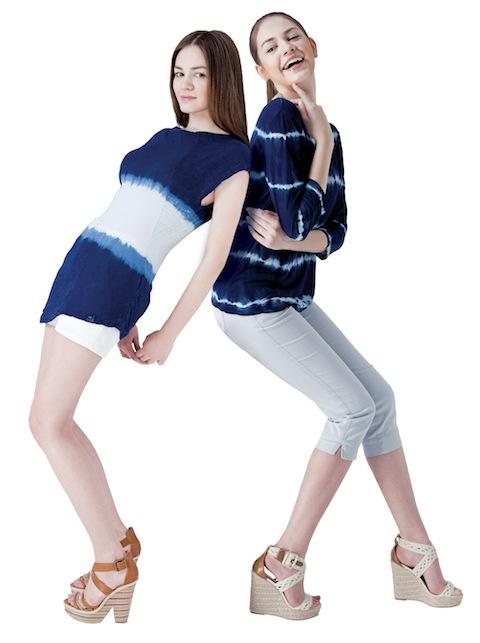 從穿著開始回歸自然,無毒服飾三件事 自由藍