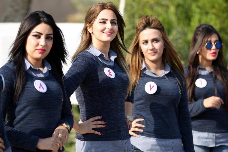 伊拉克選美比賽