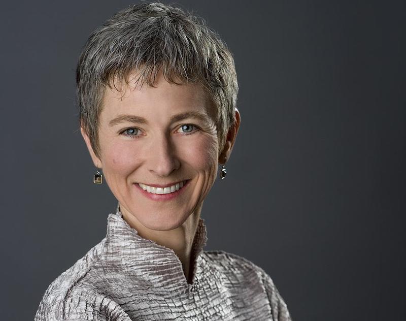 基金會主任Elaine Lissner