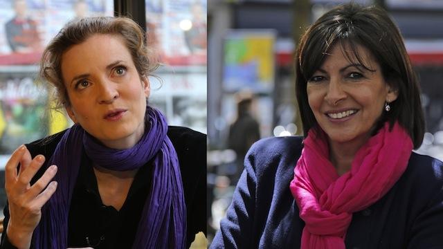 巴黎市市長將是兩位女性間的競爭