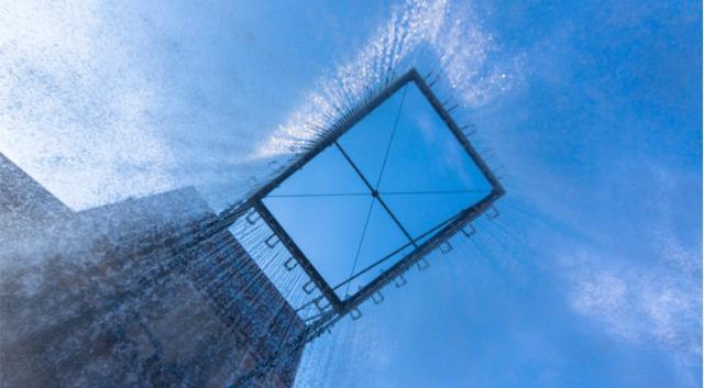 驚艷德國!壽命最短的全水建築 Instant Structure