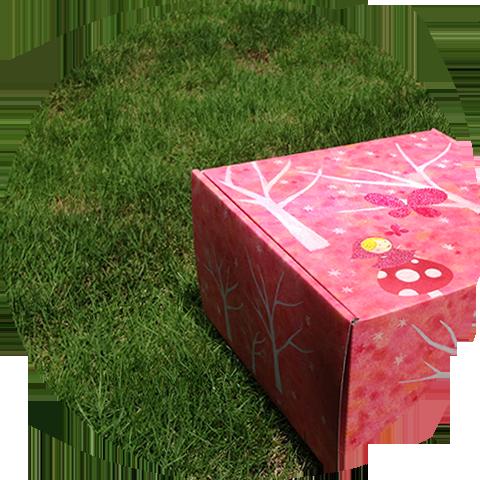 womany 女人迷 小紅盒