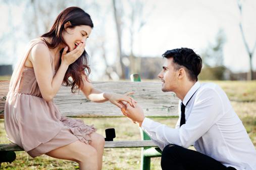 他求婚不下跪,我就不嫁!真的是浪漫嗎?|女人迷Womany