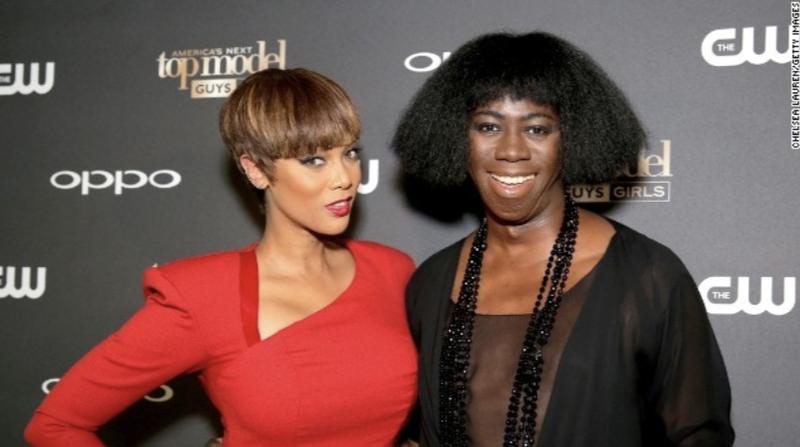 經典美國真人騷《America's Next Top Model》陪伴不少觀眾成長,多年來都是由Tyra Banks擔任主持人。(網上圖片)