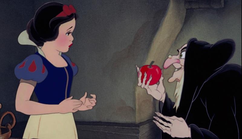 如何抵抗美麗毒蘋果?