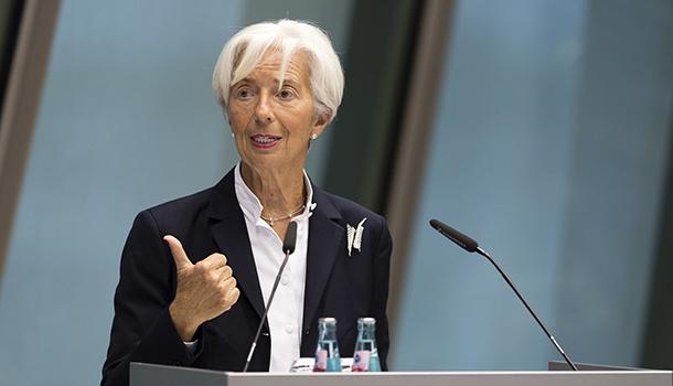 進入男性主宰的全球金融世界:她是歐洲央行首位女總裁|性別力