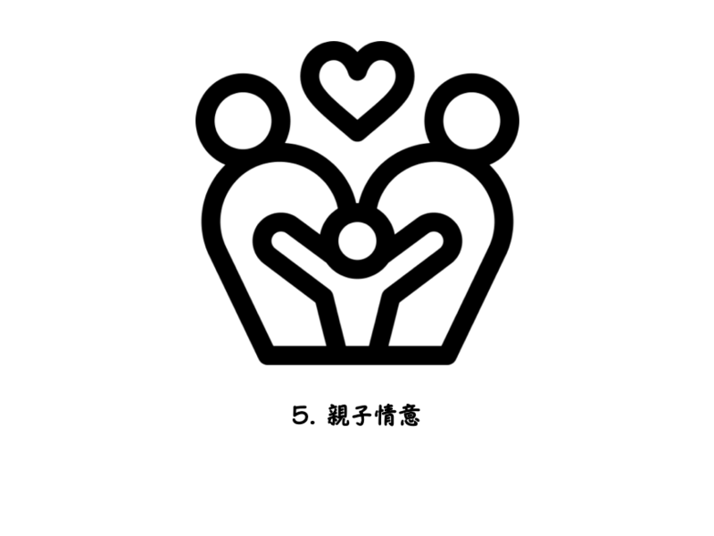5. 親子情意
