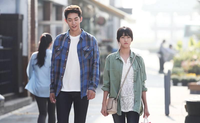 散步是一個讓情侶增加溝通的方法。(《華麗的誘惑》劇照)