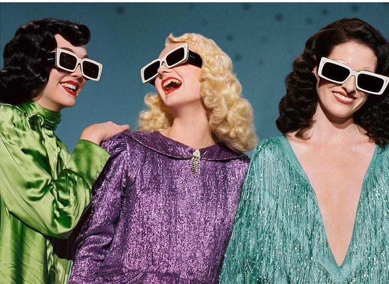 時尚分析權威機構WGSN和Coloro合作,預告了2020年的5大流行顔色。(IG@gucci)