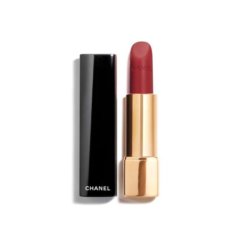 Chanel啞緻柔滑唇膏58 - ROUGE VIE(官方圖片)