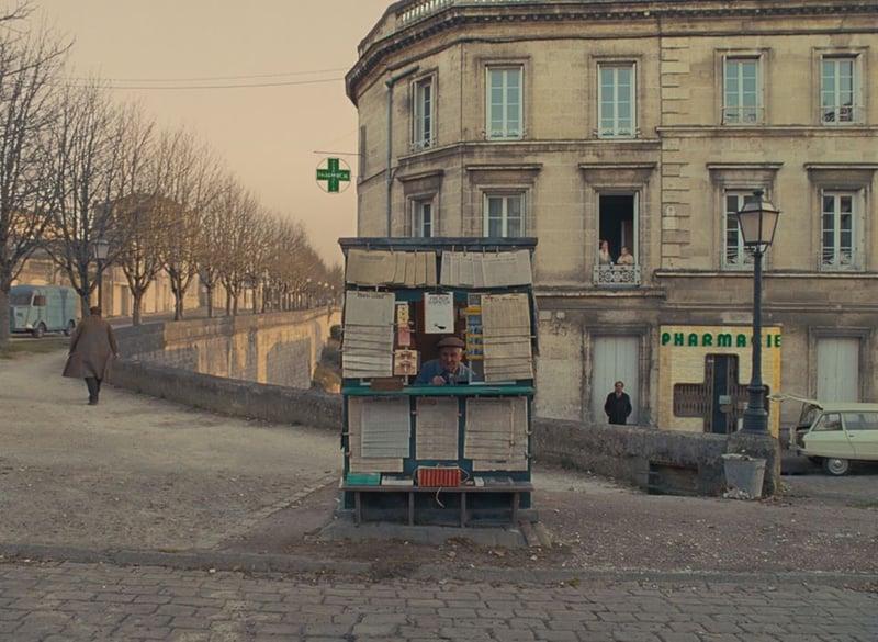 《The French Dispatch》在法國取景。(《The French Dispatch》劇照)
