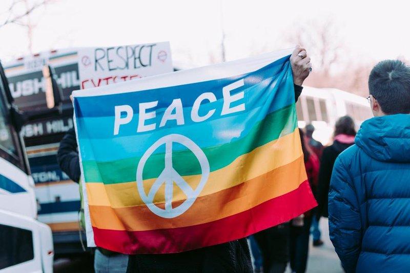 同志婚姻的討論在以愛之名中看見仇恨
