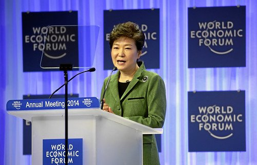 Reshaping the World through Entrepreneurship, Education and Employment: Park Geun-hye