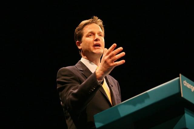 Clegg Speech 12