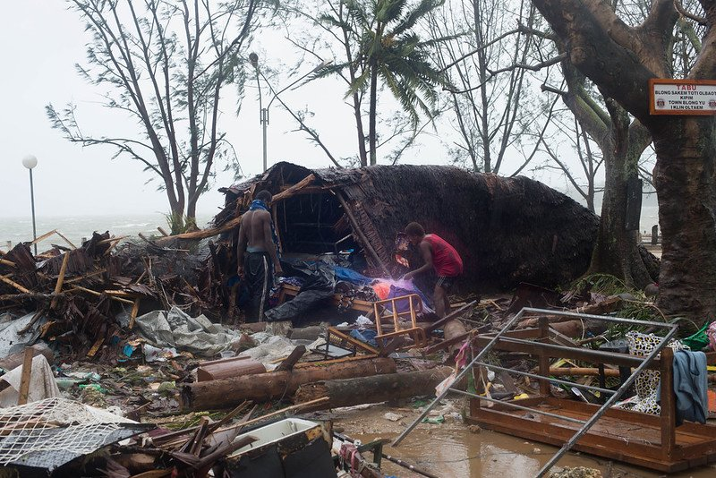 Vanuatu: Assessing the impact of cyclone Pam
