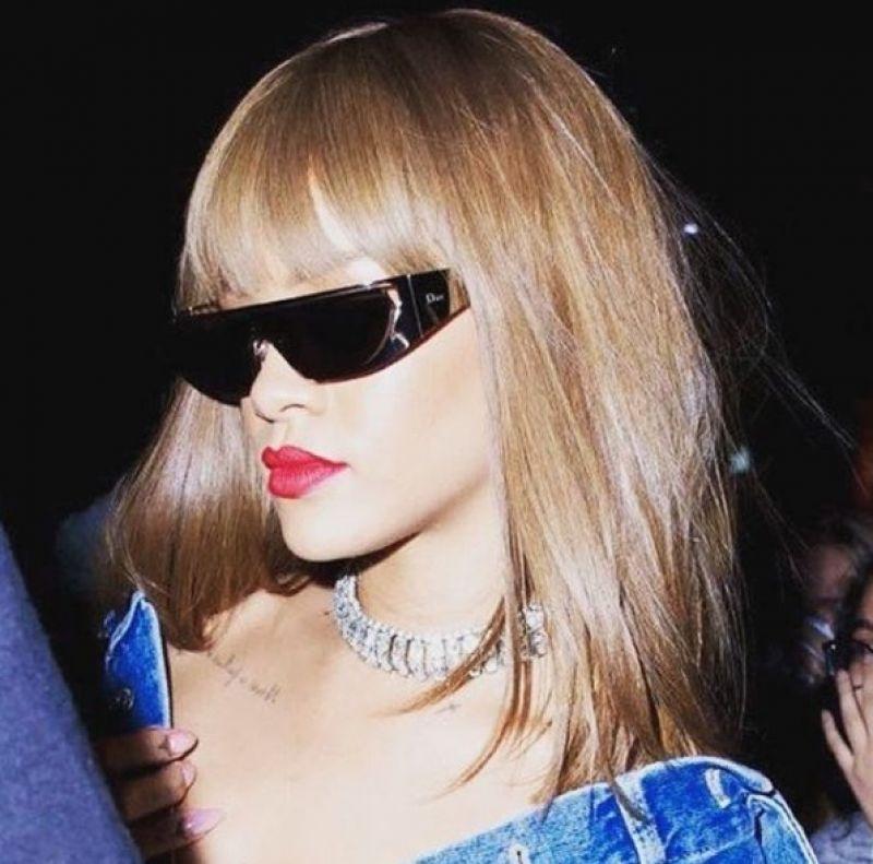 蕾哈娜(Rihanna):「我需要愛情,可是我不會為愛而愛。」