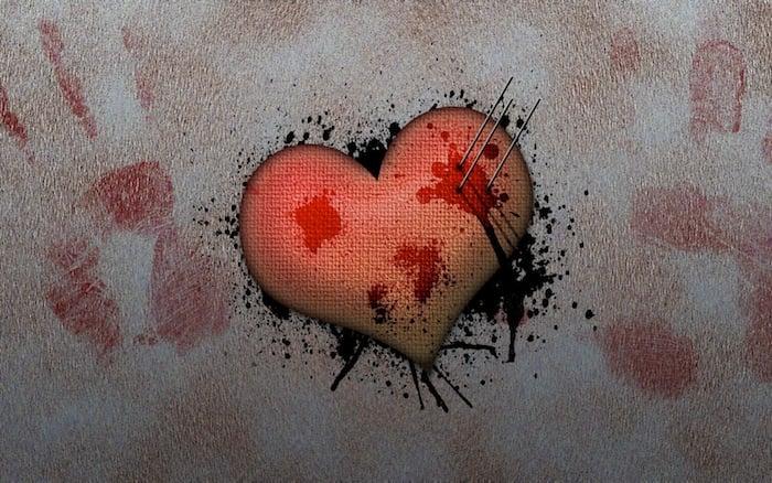 為什麼女人的心容易碎 broken heart