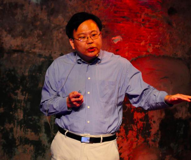 【TEDx Taipei x womany】當我們活在未來,如何面對改變