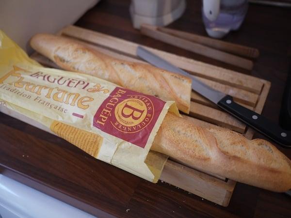 【琵雅諾在巴黎】2012年度最棒的棍子麵包!