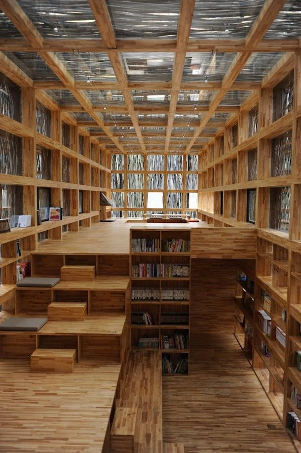 【二小姐的旅與愛】北京不遠處,溫柔的籬苑書屋 Liyuan Library