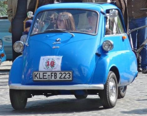 Guido BMW Isetta