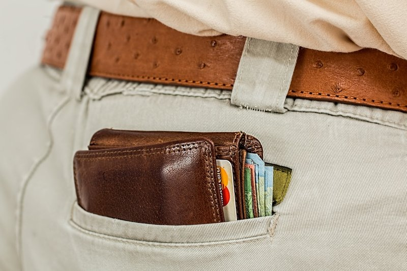 口袋讓物件隨身,安全又方便