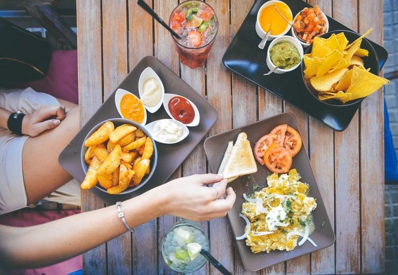 飲食裡蘊含性別文化