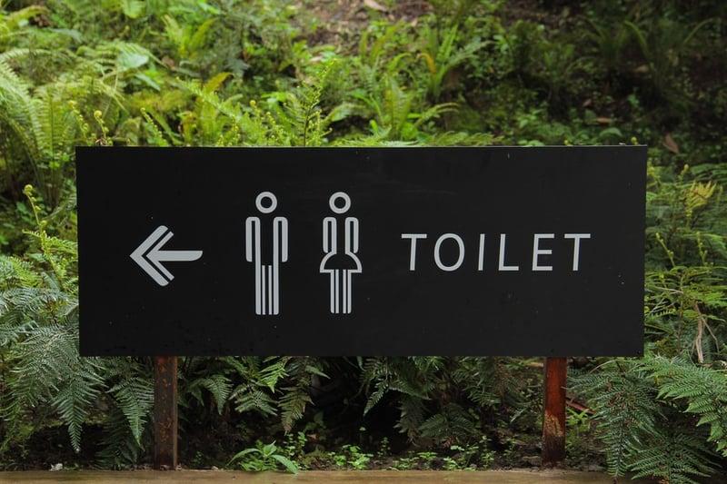 男女分廁的道理在哪裡?